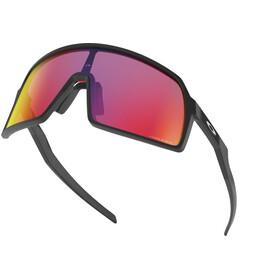 Oakley Sutro S Sunglasses, matte black/prizm road